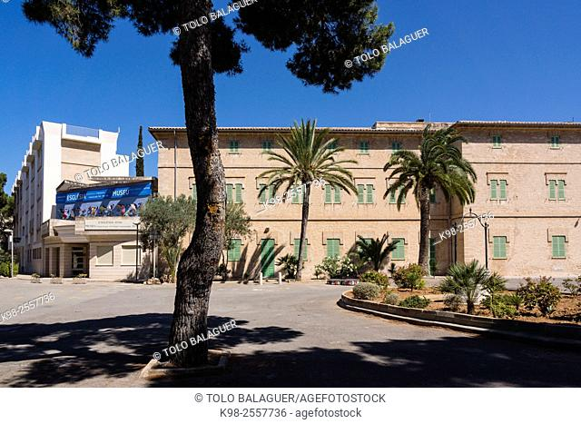 La Porciuncula, el Arenal, Majorca, Balearic Islands, Spain
