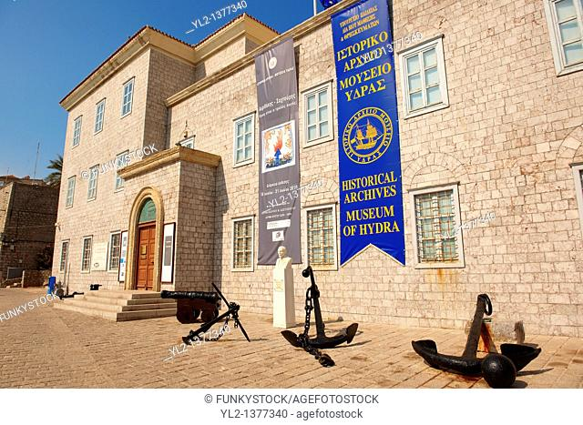 Museum of Hydra  Greek Saronic Islands