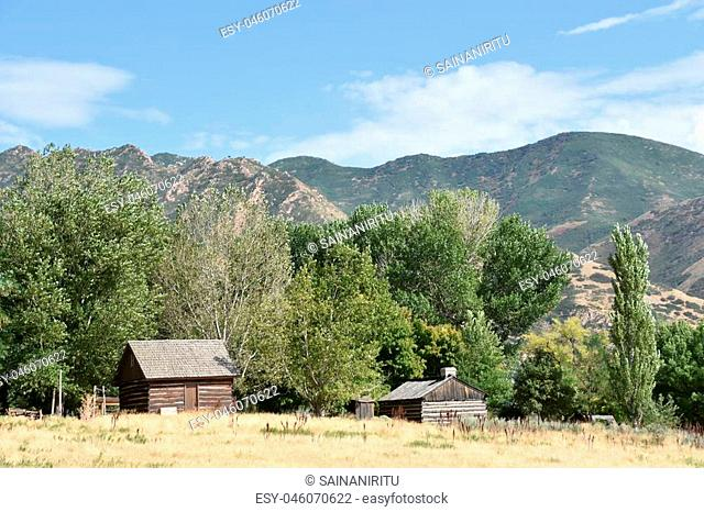 This Is The Place Heritage Park in Salt Lake City in Utah