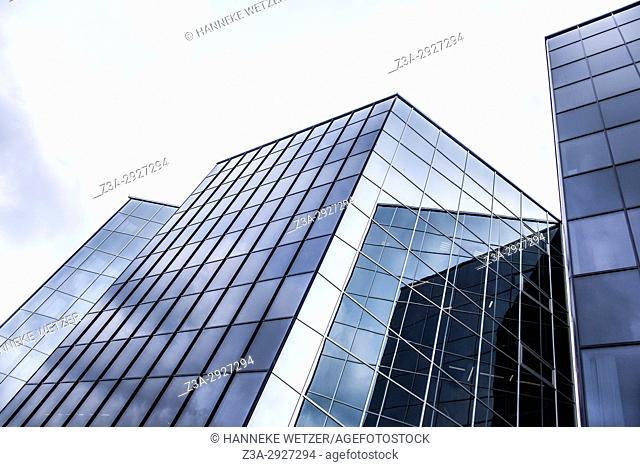Modern architecture in Tallinn, Estonia,