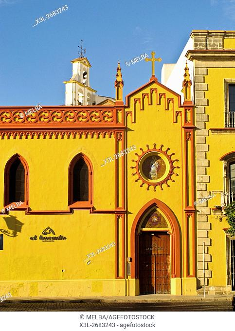 Jerez de la Frontera house. Andalusia. Spain