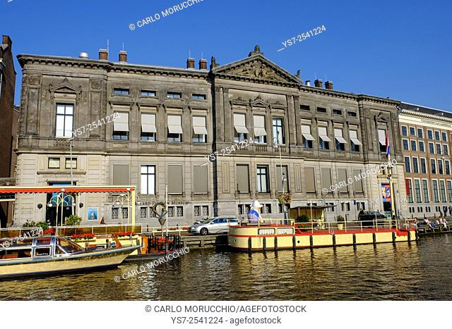 Allard Pierson Museum, the archaeological museum of the University of Amsterdam, Amsterdam, The Netherlands, Europe