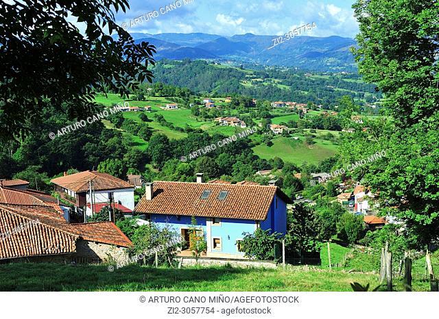 Concejo de Cabrales, Asturias, Spain