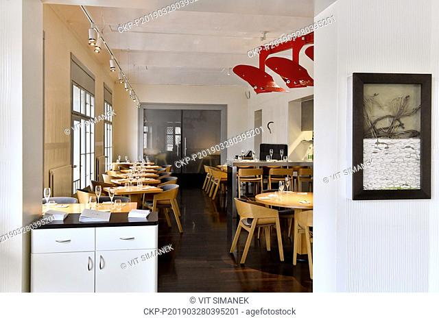 Two restaurants in Prague with Czech chefs, La Degustation Boheme Bourgeoise and Field (photo), have defended their Michelin stars for this year