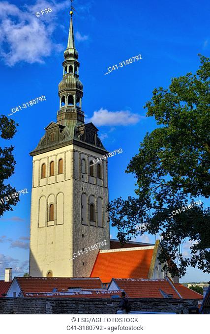 Oleviste kogudus. Tallinn. Estonia