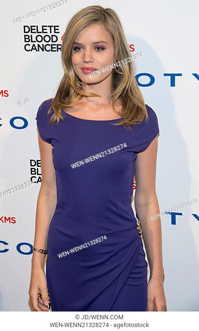2014 Delete Blood Cancer Gala at Cipriani Wall Street - Arrivals Featuring: Georgia May Jagger Where: New York, United States When: 07 May 2014 Credit: JD/WENN