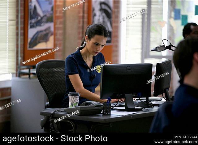 Jordana Brewster Characters: Emily Film: American Heist (USA/CAN/LUX 2014) Director: Sarik Andreasyan 11 September 2014