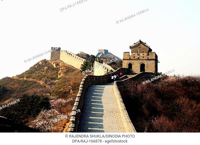Great Wall of China ; Beijing ; China