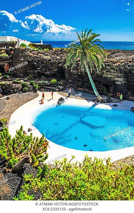 Jameos del Agua. Lanzarote island