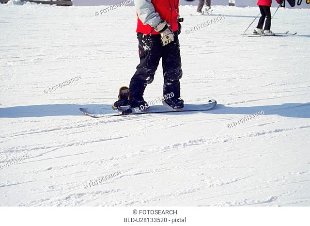 recreation, winter, lifestyle, snowboarder, snow, snowboard
