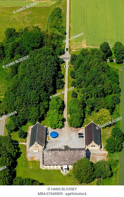 Gut Almerfeld, Radlinghausen, Brilon, Sauerland, North Rhine-Westphalia, Germany