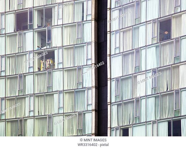 High-rise Hotel Windows
