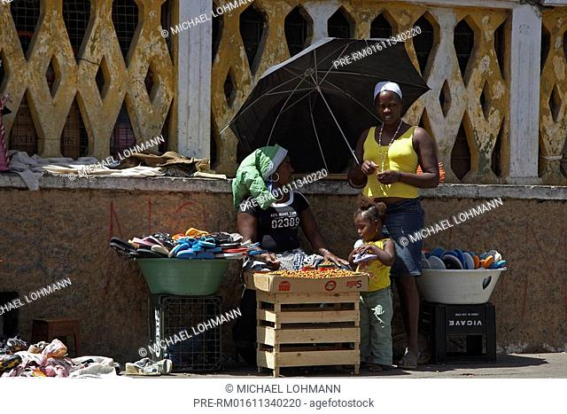Market, Assomada, Santiago, Cape Verde