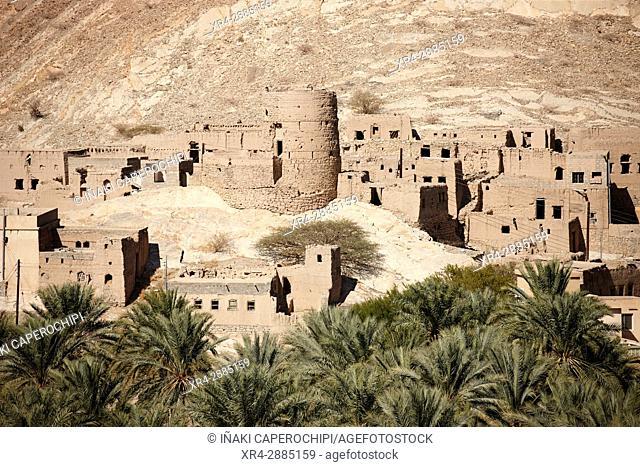 Falaj Al Khatmeen, Nizwa, Oman