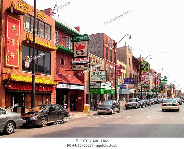 Chicago, IL, Illinois, Windy City, Chinatown