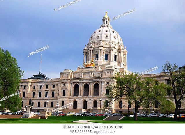 Minnesota State Capitol, St Paul