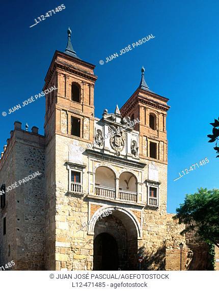 Puerta del Cambrón, Toledo. Castilla-La Mancha, Spain