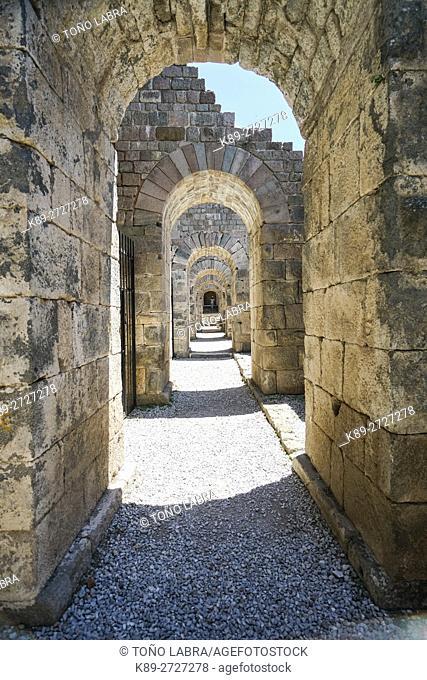 Pergamon. Ancient Greece. Asia Minor. Turkey