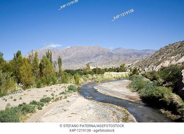 Quebrada de las Flechas, Valles Calchaquies, Salta Province. Argentina