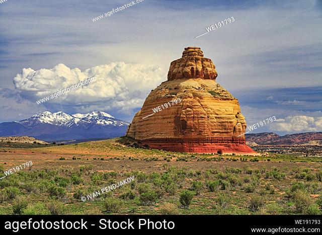 Utah Countryside, USA