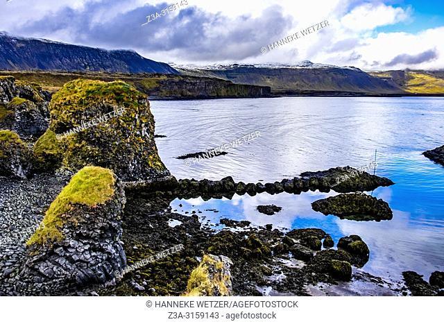 Nature of Snaefellsnes peninsula, Iceland