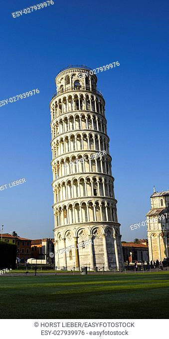 The Leaning Tower of Pisa, UNESCO World Heritage