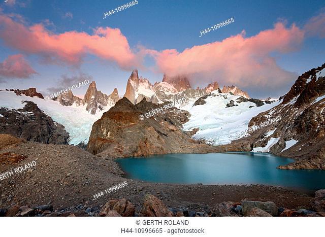 Cerro Fitz Roy, Argentina, Patagonia