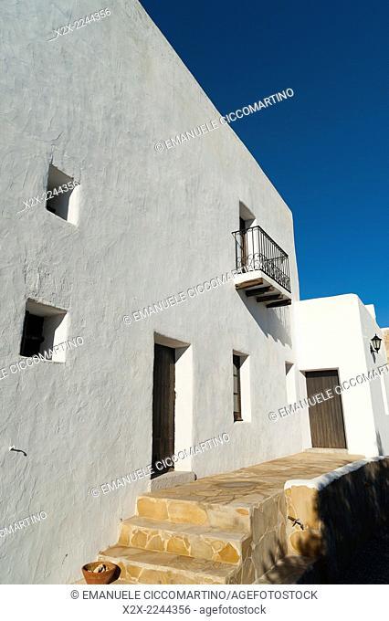 Ethnography museum, Santa Eulalia, Ibiza, Balearic Islands, Spain, Mediterranean, Europe