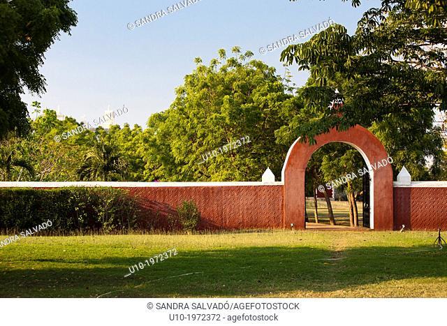 Hacienda Sotuta de Peon, Tecoh, Yucatan, Mexico