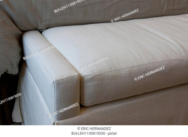 Detail of sofa