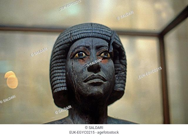 Statue, Egyptian Museum,Cairo,Egypt