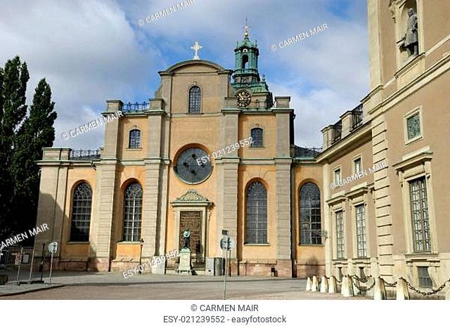 Storkirche in Stockholm