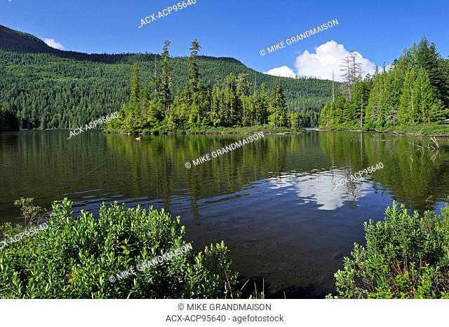 The Sunshine Coast, Egmont, British Columbia, Canada