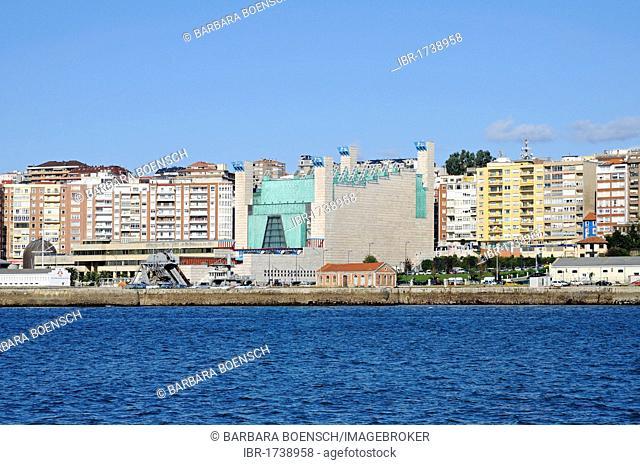 Palacio de Festivales, event location, Santander, Cantabria, Spain, Europe