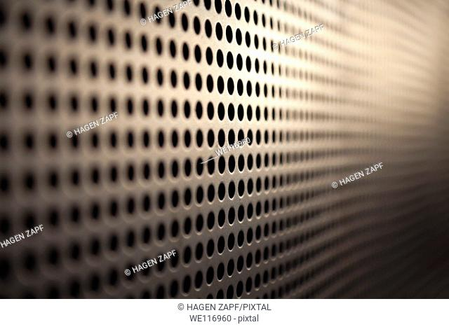 metall patern / industry façade / building façade