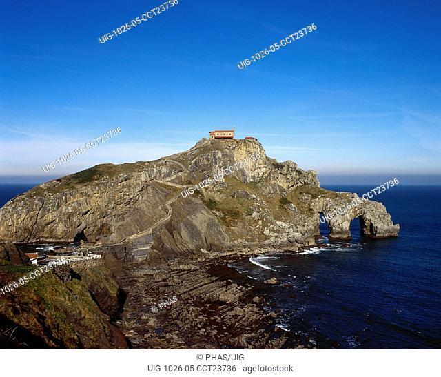 Bermeo, province of Vizcaya (Bizkaia), Basque Country, Spain