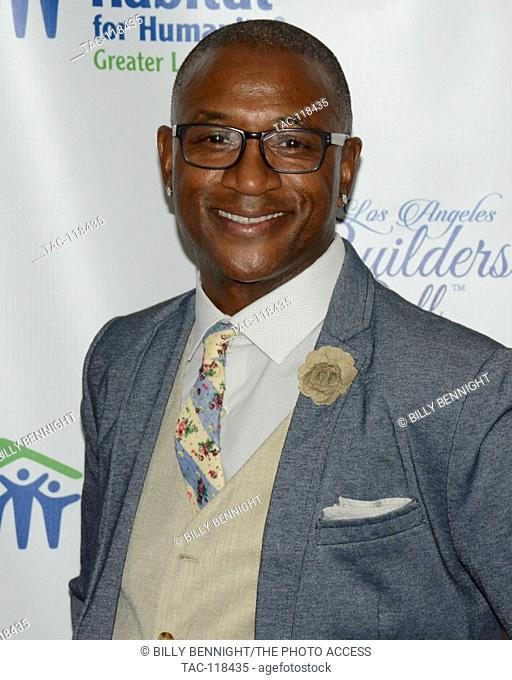 Tommy Davidson attneds the 2015 Habitat for Humanity of Greater Los Angeles Builders Ball at the Beverly Wilshire Hotel on October 14, 2015, in Beverly Hills
