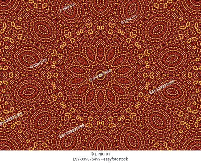 Bright background with abstract color pattern