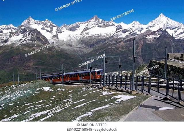 Zermatt - Gornergratbahn