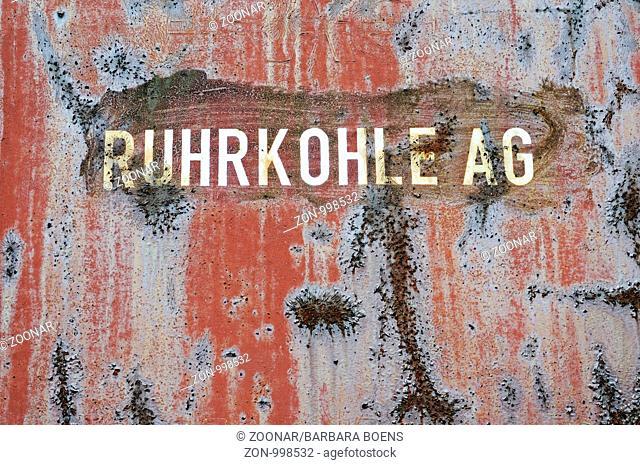 Ruhrkohle AG