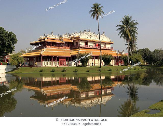 Thailand, Bang Pa-in, Summer Palace, Ayutthaya Province