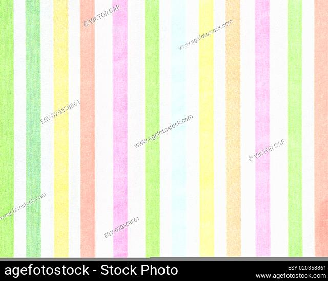 colorful background with pastel rainbow-colored vertical stripes