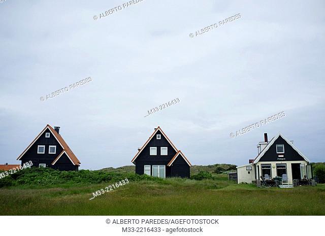 Vlieland Island, Friesland province (Fryslan), Netherlands