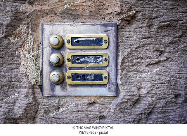 old door bells