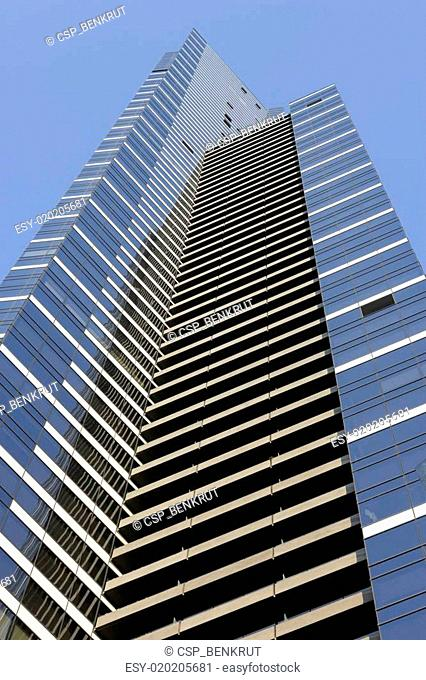 Eureka Tower in Melbourne