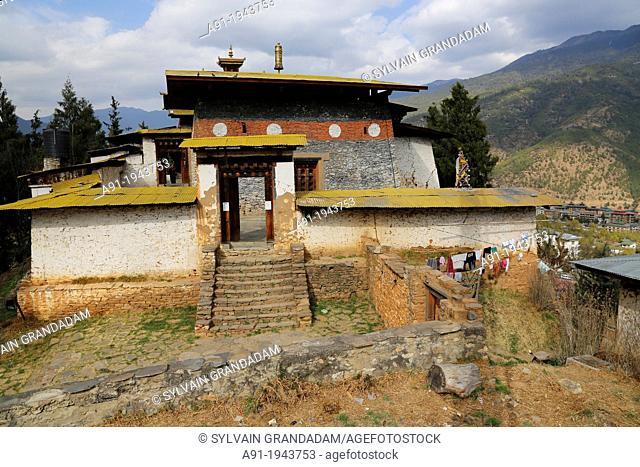 Bhutan (kingdom of), City of Thimphu, Changangkha Monastery