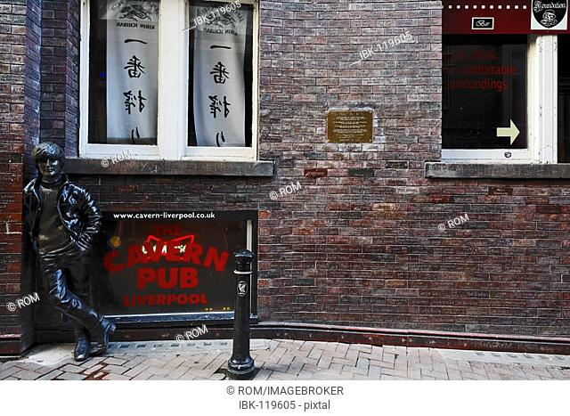 Cavern Pub with Wall of Fame, Liverpool, England