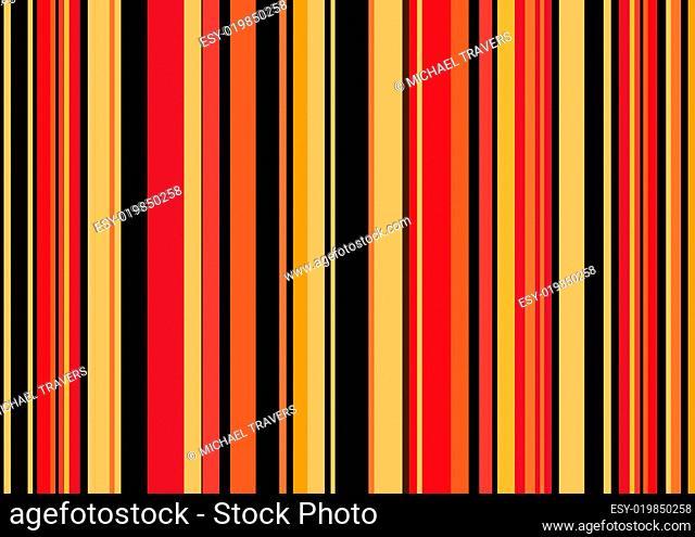 dark autumn stripe retro