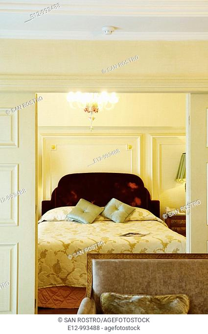 Greece, Athens, Syndagma square King George Hotel presidencial Suite