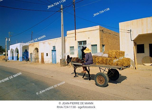 Mahboubine, Djerba island, Tunisia, North Africa